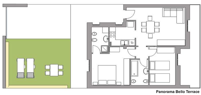 holiday villa rentals. panorama-bello-terrace-4