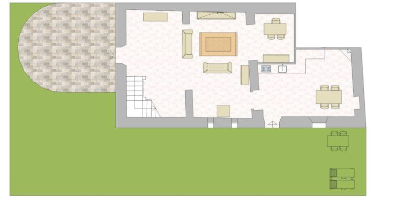 wedding-suite-ground-floor.italy wedding venues