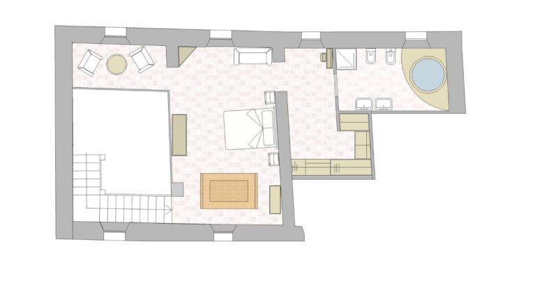 wedding-suite-first-floor. italy wedding venues
