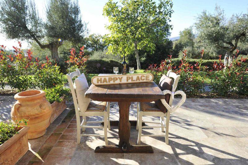 Villa 5 Outdoor space 2. weddings tuscany