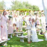 Garden Ceremonies Italy. Villa San Crispolto 15