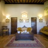 Living Area. villa wedding Italy