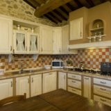 Different view of the Full Equipped Main Kitchen. villa wedding Italy