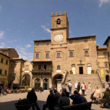 Cortona Town Hall Building. free time activities