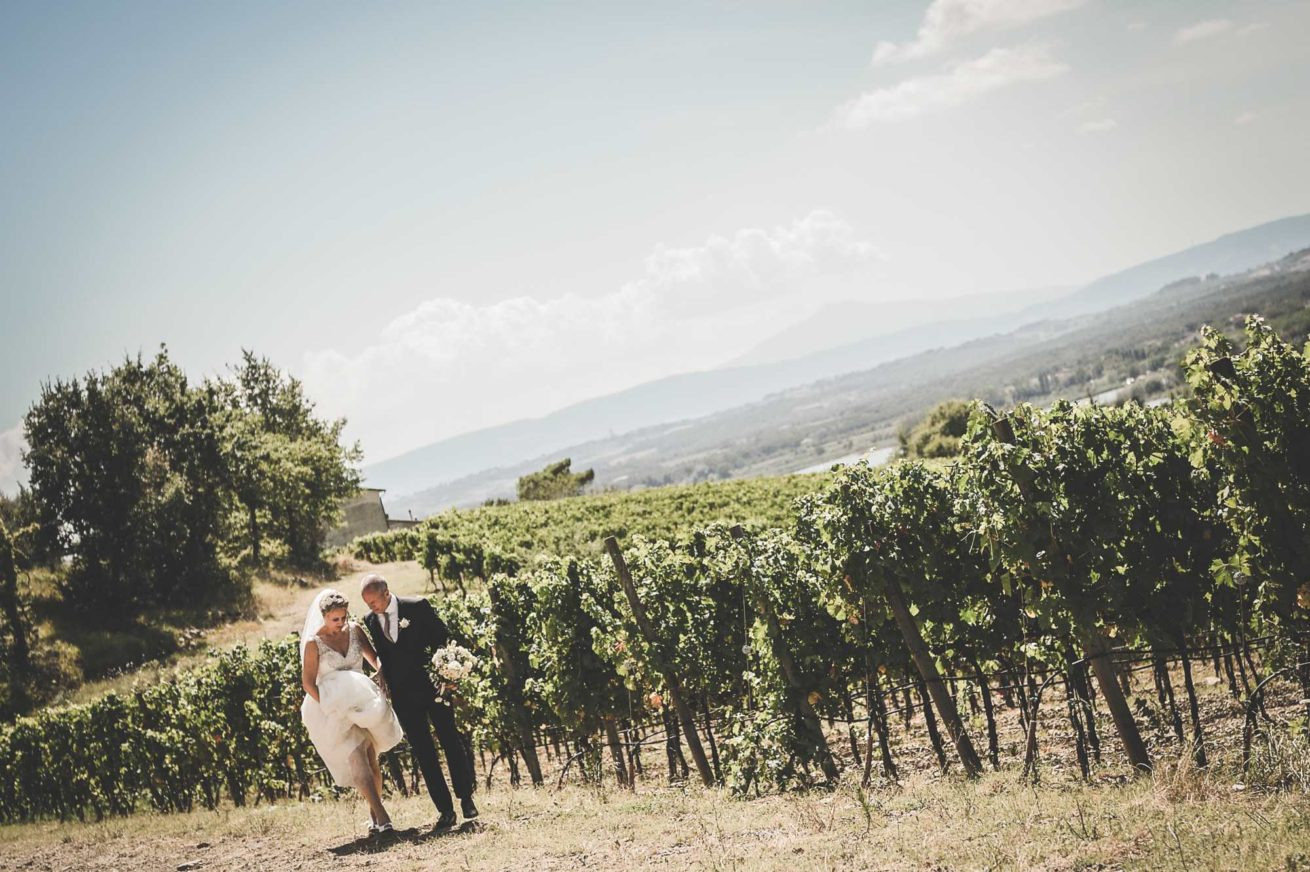 Wine Wedding Italy at Villa San Crispolto