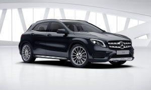 Mercedes GLA Black Premium