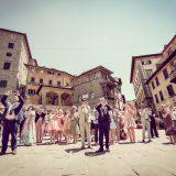 Tuscany Wedding - Cortona Town Hall 10
