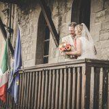 Tuscany Wedding - Cortona Town Hall 11