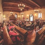 Tuscany Wedding - Cortona Town Hall 14