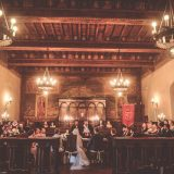 Tuscany Wedding - Cortona Town Hall 15