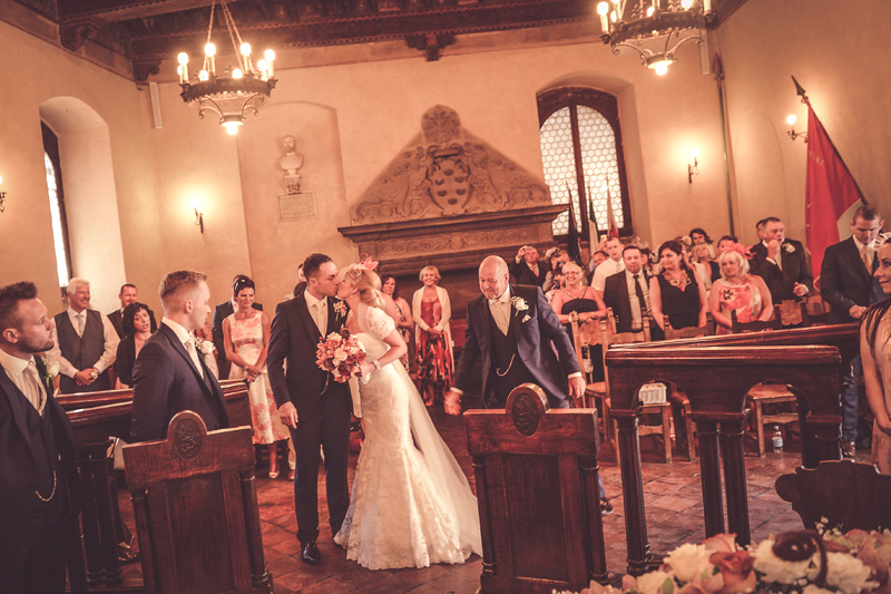 Tuscany Wedding - Cortona Town Hall 16