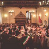 Tuscany Wedding - Cortona Town Hall 17