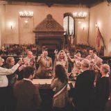 Tuscany Wedding - Cortona Town Hall 18