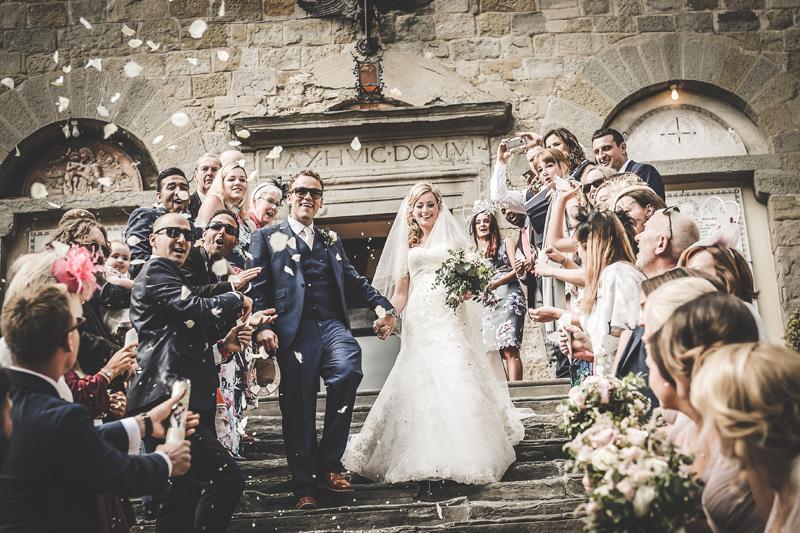 Tuscany Wedding - Cortona Town Hall 5