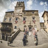 medieval town of Cortona
