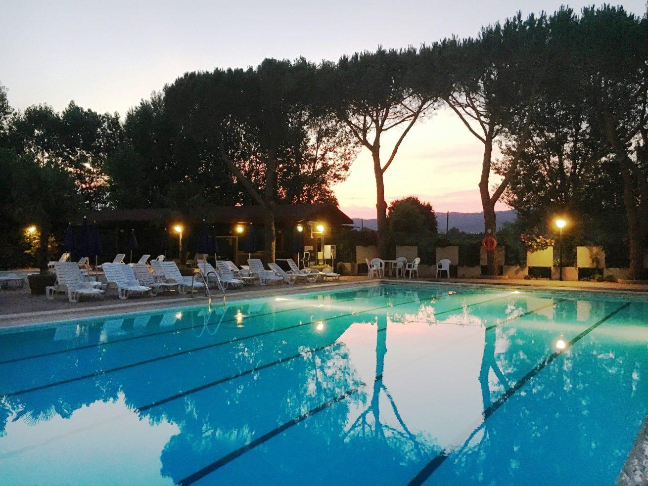 holiday villa rentals. panorama-bello-swimming pool 2