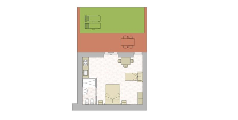 Villa 4 Floor Plan. italy weddings villas