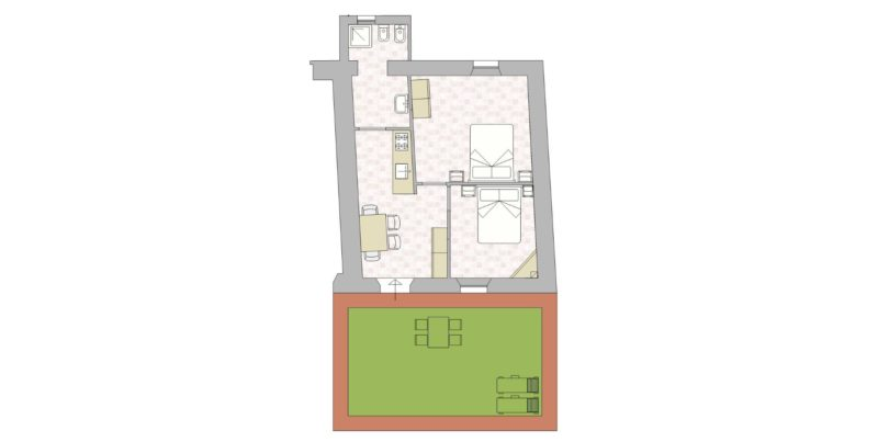 villa-3 floor plan. wedding tuscany villa