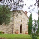 Exclusive weddings villa Italy Wedding suite entrance seen from the olive trees garden.