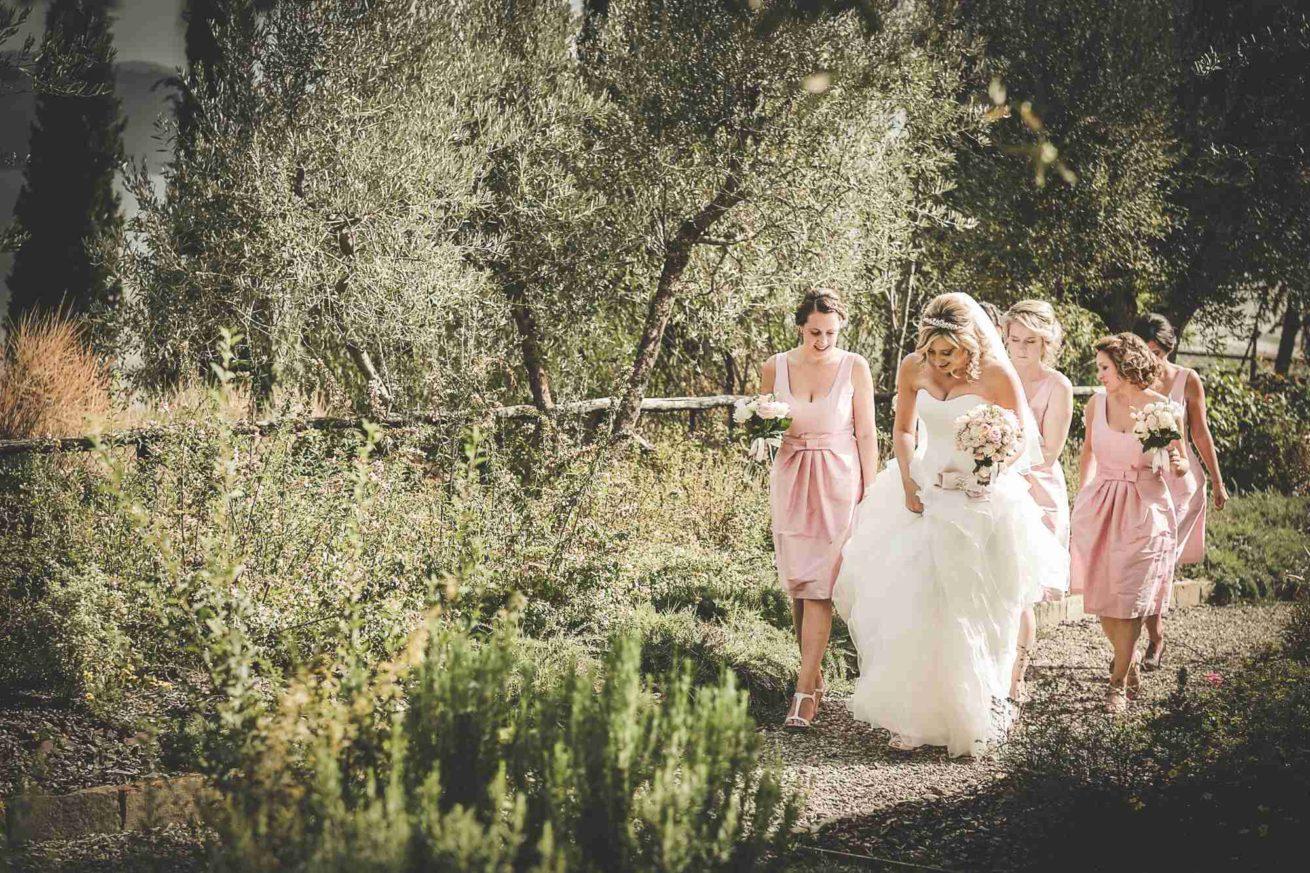 Garden Ceremonies Italy. Villa San Crispolto 2