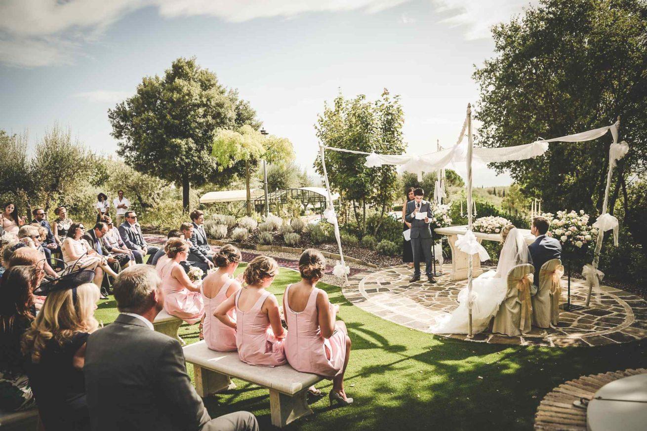 Garden Ceremonies Italy. Villa San Crispolto 12