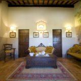 Living Area. villa wedding Italy