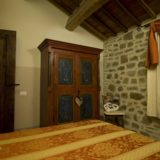 Each bedroom is furnished with antique wardrobes.villa wedding Italy