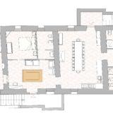 villa-1 Floor Plan.villa wedding Italy