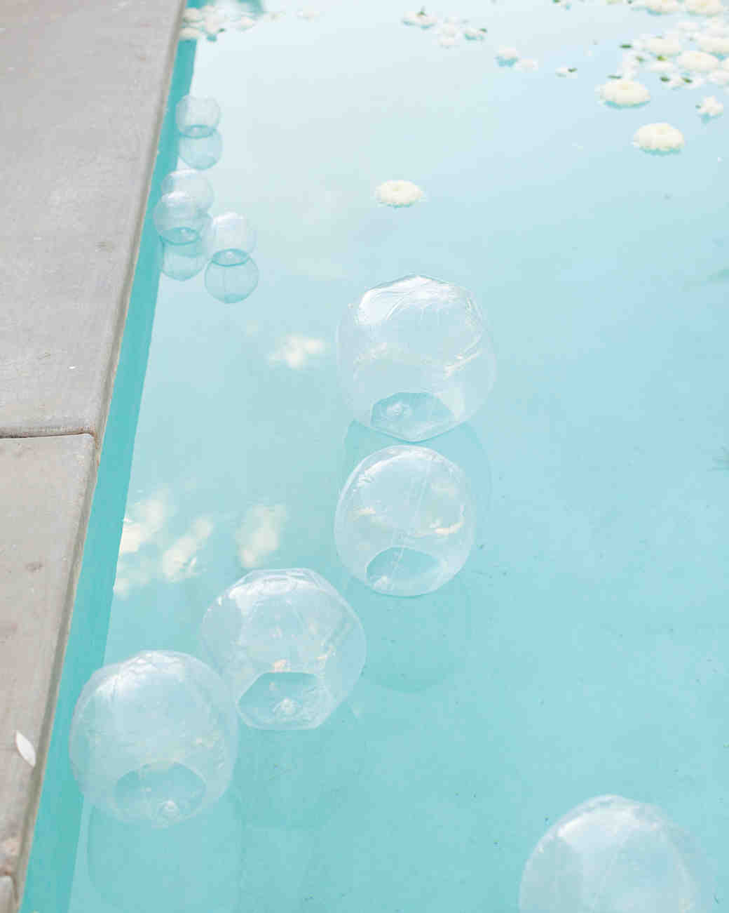 Pool Wedding Ideas In Our Pool Receptions And Ceremonies Pool Side