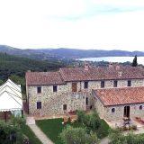 Italy Villa sleeps 30 40 people. The west side of Wedding villas Italy San Crispolto