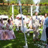 Outdoor wedding venue Villa San Crispolto - Romantic Italian Weddings by Marco Bernasconi 8