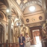 Tuscany Wedding - Cathedral of Cortona 12