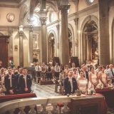 Tuscany Wedding - Cathedral of Cortona 6