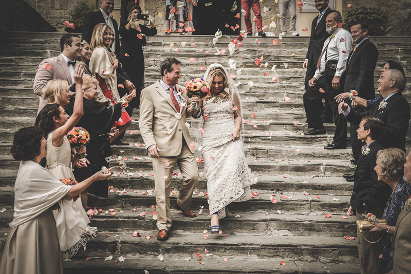 Tuscany Wedding - Cortona Town Hall 3
